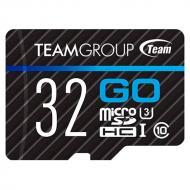 Карта памяти Team 32Gb microSD Class 10 UHS-I/U3 Go (TGUSDH32GU302)