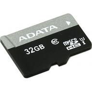 Карта памяти A-DATA 32Gb microSD Class 10 UHS-I (AUSDH32GUICL10)