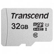 Карта памяти Transcend 32Gb microSD Class 10 300S UHS-I UI (TS32GUSD300S)