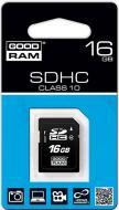����� ������ Goodram 16Gb SD Class 10 (SDC16GHC10GRR10)