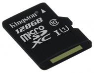 Карта памяти Kingston 128Gb microSD Class 10 no adapter (SDCX10/128GBSP)