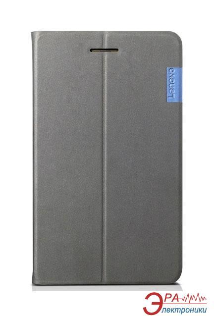 Чехол Lenovo Tab3-730 Folio c&f Black (ZG38C01046)
