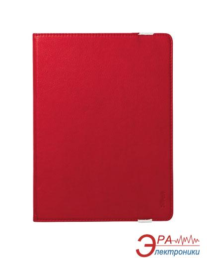 Чехол Trust Universal 10 - Primo folio Stand for tablets Red (20316)