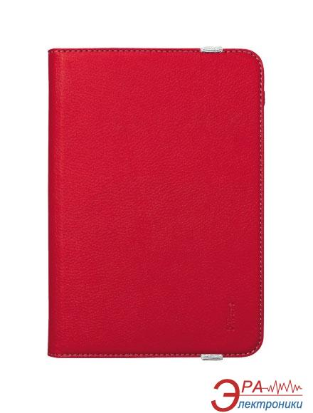 Чехол Trust Universal 7-8 - Verso folio Stand for tablets Red (19901)