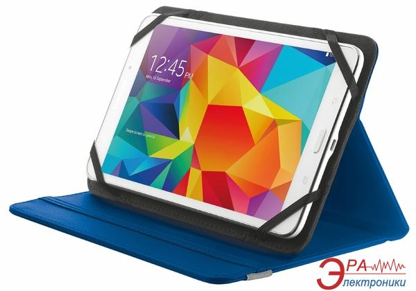 Чехол Trust Universal 7-8 - Primo folio Stand for tablets Blue