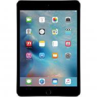 Планшет Apple A1550 iPad mini 4 Wi-Fi 4G 16GB Space Gray (MK6Y2RK/A)