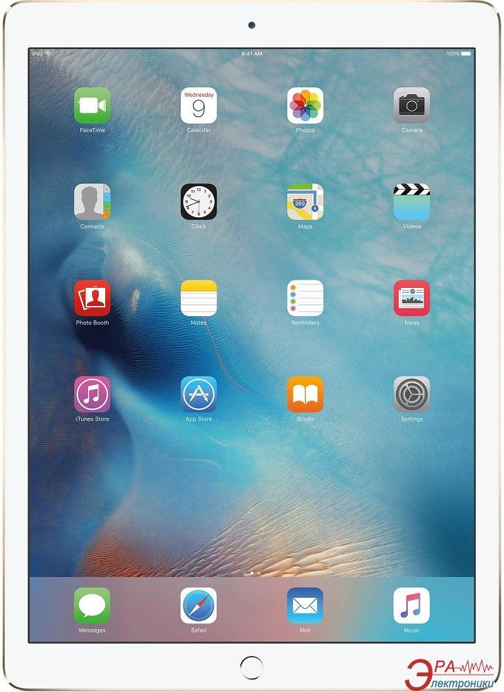 Планшет Apple A1652 iPad Pro Wi-Fi 4G 128Gb Gold (ML2K2RK/A)