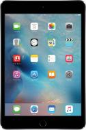 Планшет Apple A1550 iPad mini 4 Wi-Fi 4G 64Gb Space Gray (MK722RK/A)