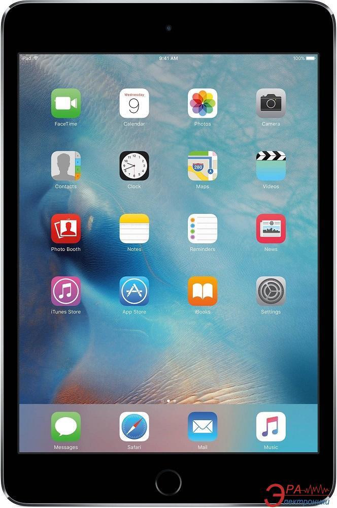 Планшет Apple A1538 iPad mini 4 Wi-Fi 64Gb Space Gray (MK9G2RK/A)