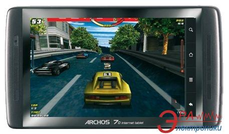 Планшет Archos 70 Internet Tablet 250 GB