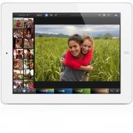 Планшет Apple A1416 new iPad Wi-Fi 16GB (white) (MD328RS/A)