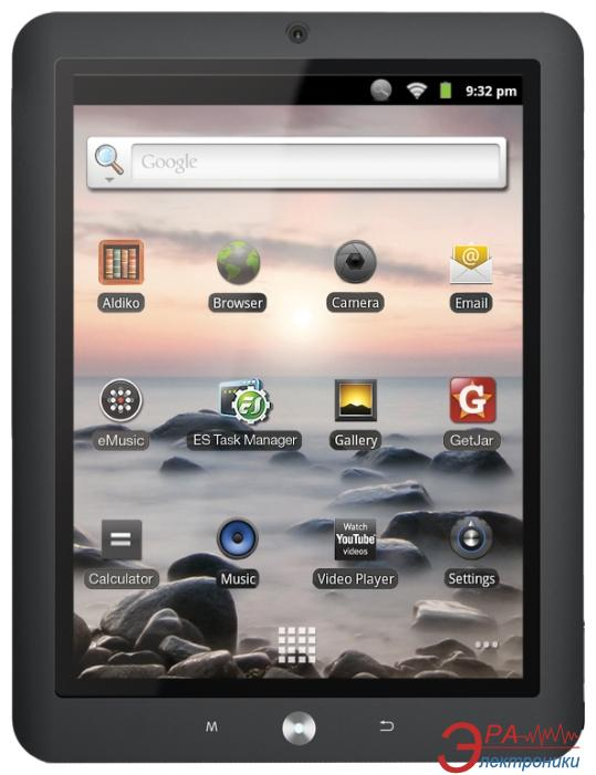 Планшет Coby Kyros MID8125 4GB 8 Black