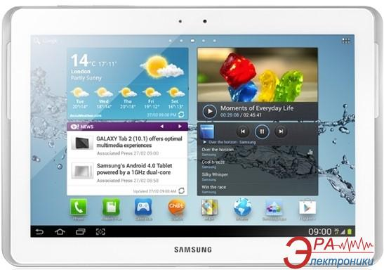 Планшет Samsung Galaxy Tab 2 10.1 16GB (GT-P5100) Pure White