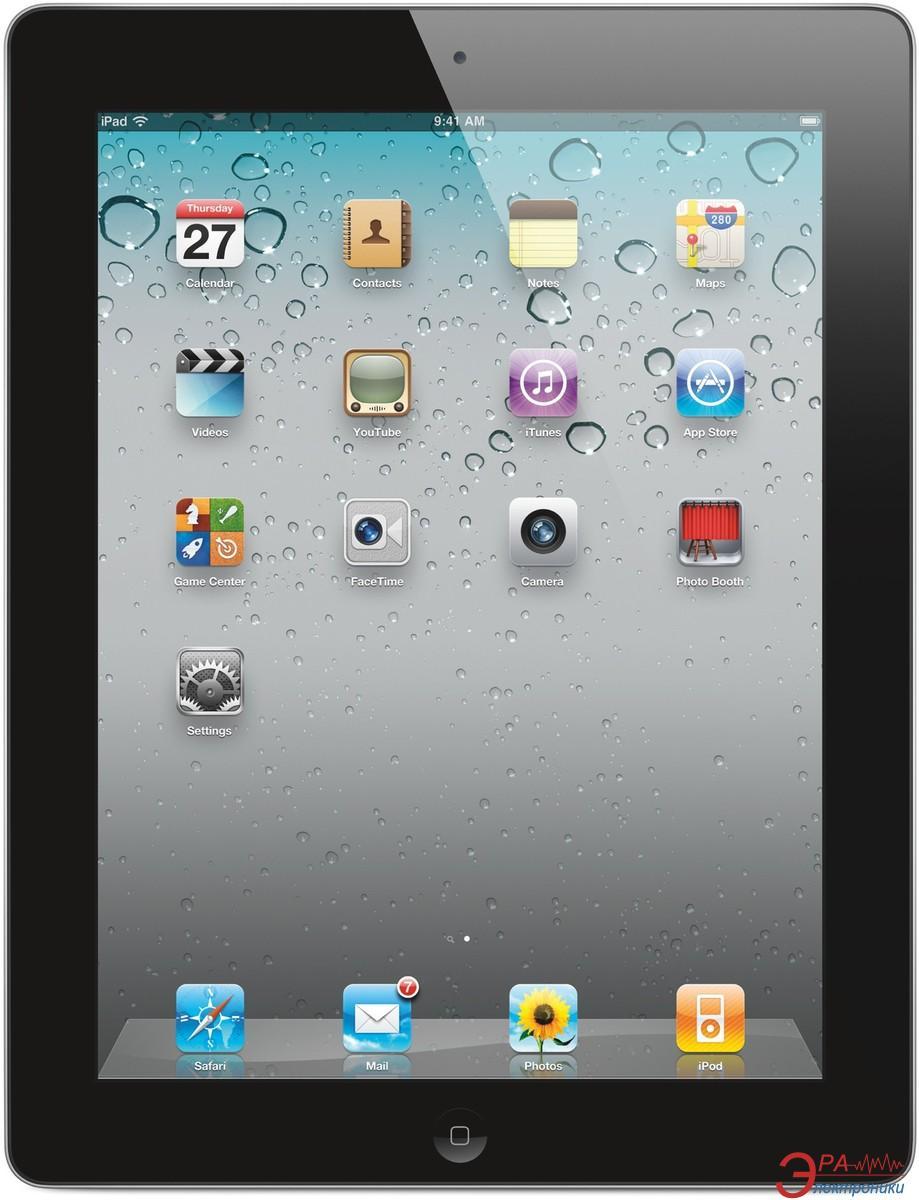 Планшет Apple A1460 iPad 4 Wi-Fi 4G 128GB black (ME406TU/A)