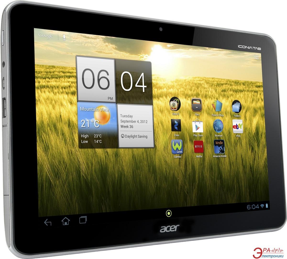 Планшет Acer Iconia Tab A211 Grey (HT.HADEE.002)