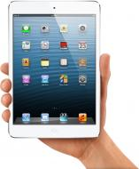 Планшет Apple A1432 iPad mini Wi-Fi 32GB (white and silver) (MD532TU/A)
