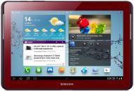 ������� Samsung Galaxy Tab 2 10.1 16GB (GT-P5100GRASEK) garnet red