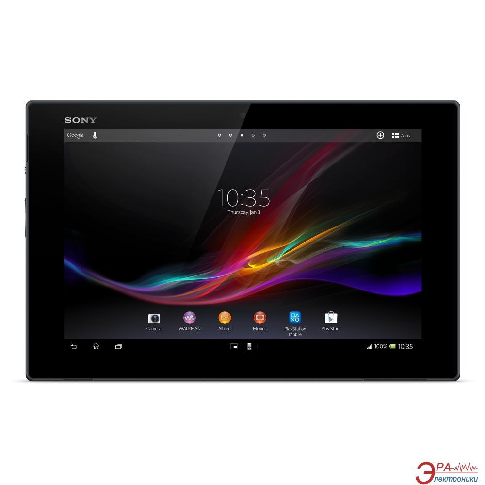 Планшет Sony Xperia Tablet Z SGP311RU/B Black