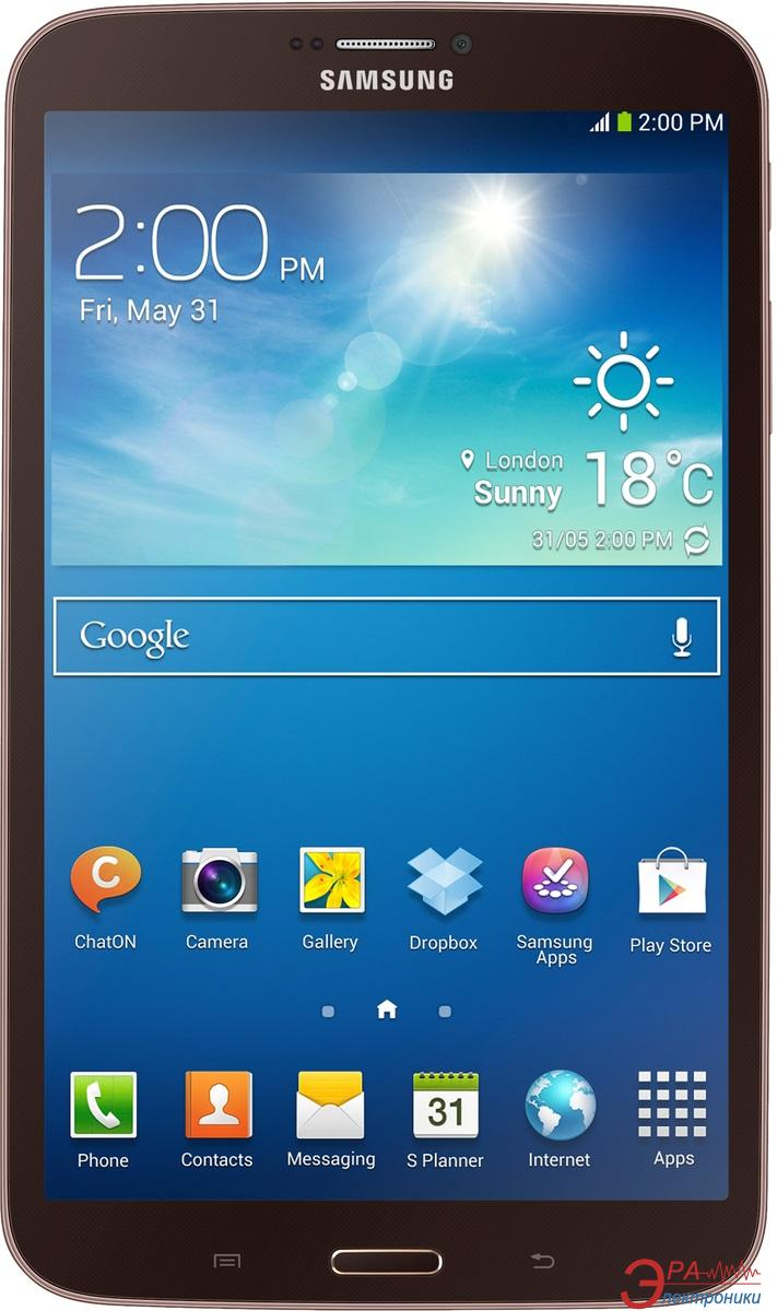Планшет Samsung Galaxy Tab 3 8.0 16GB gold brown (SM-T3110GNASEK)