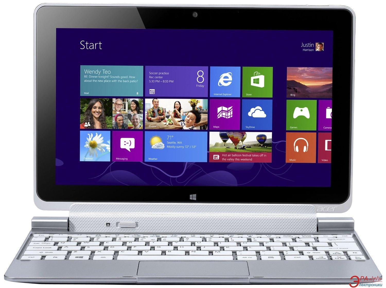 Планшет Acer Iconia Tab W510-27602G06ASS + док-станция (NT.L0MEU.011)