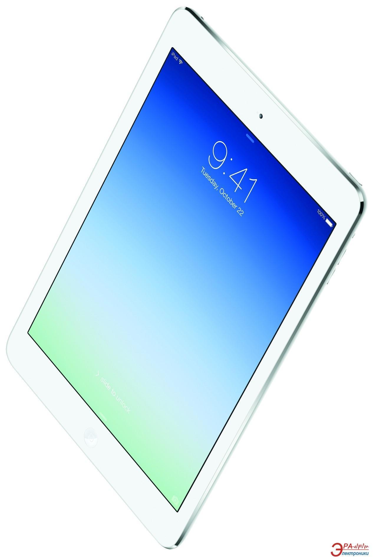Планшет Apple A1475 iPad Air Wi-Fi 4G 16GB Silver (MD794TU/A)