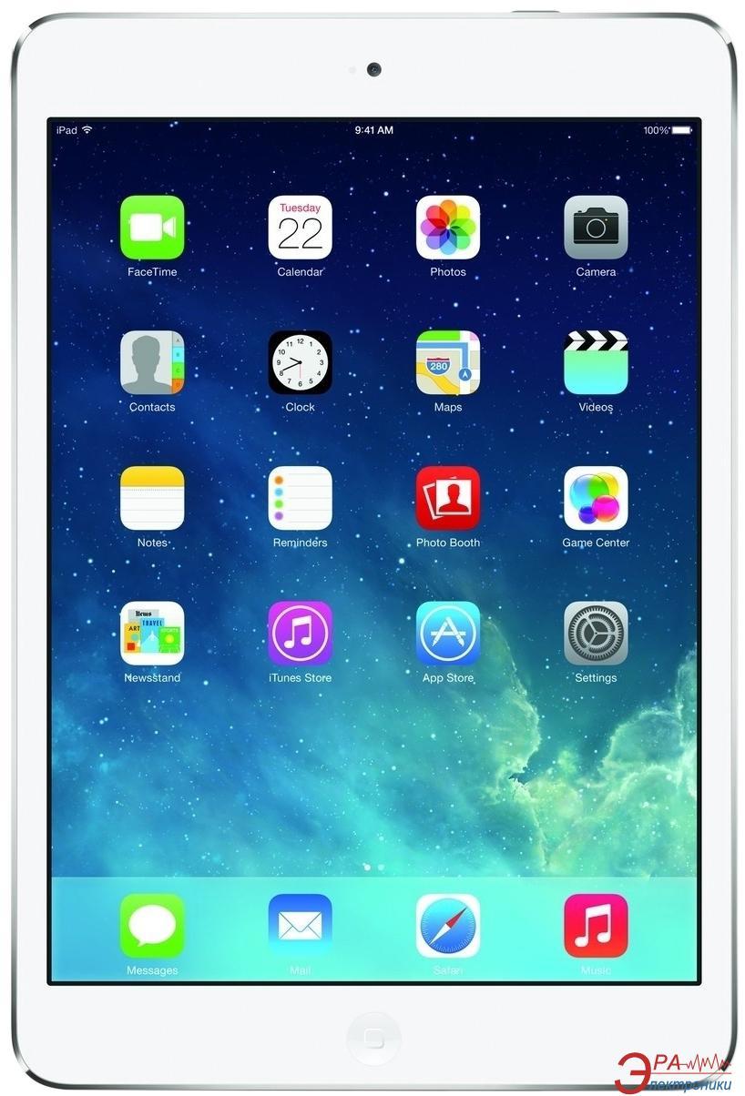 Планшет Apple A1489 iPad mini with Retina display Wi-Fi 64GB Silver (ME281TU/A)