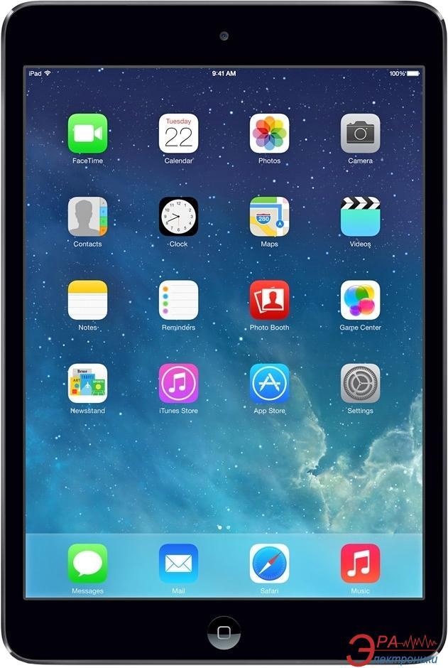 Планшет Apple A1489 iPad mini with Retina display Wi-Fi 32GB Space Gray (ME277TU/A)