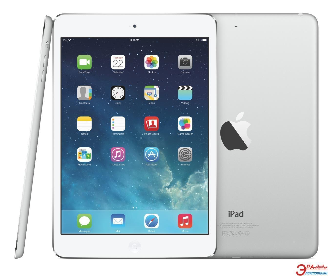 Планшет Apple A1475 iPad Air Wi-Fi 4G 32GB  Silver (MD795TU/A)