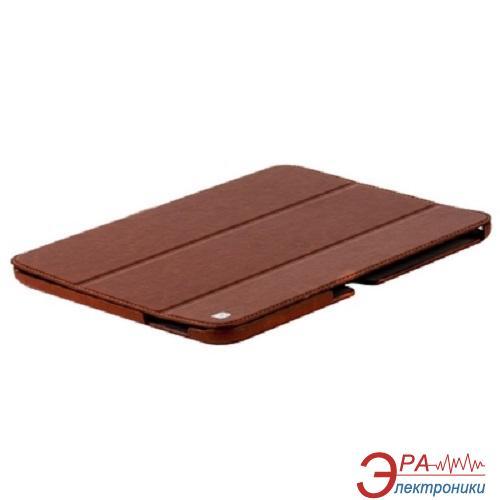 Чехол-подставка HOCO Samsung Tab 3 10.1 Crystal Leather case Brown (HS-L062BR)