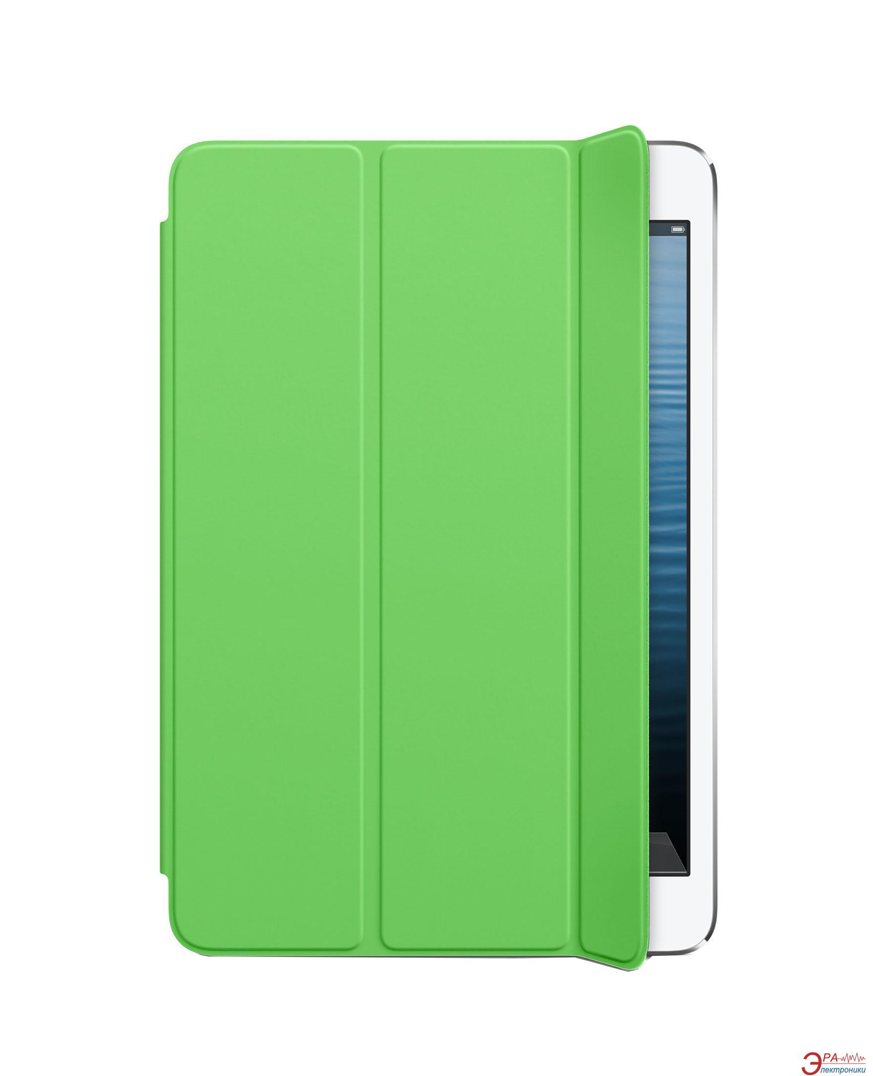 Чехол-подставка Apple Smart Cover для iPad mini (green) (MF062ZM/A)