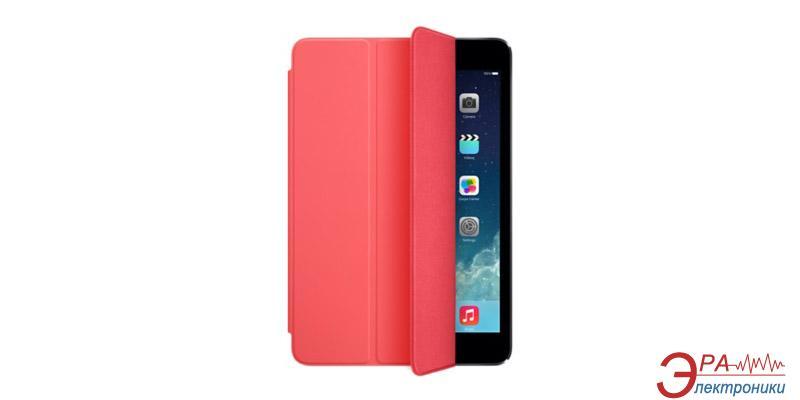 Чехол-подставка Apple Smart Cover для iPad mini (pink) (MF061ZM/A)