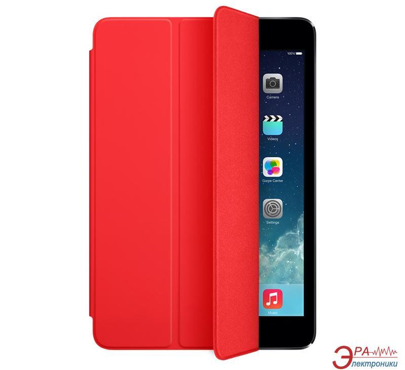 Чехол-подставка Apple Smart Cover для iPad mini (red) (MF394ZM/A)