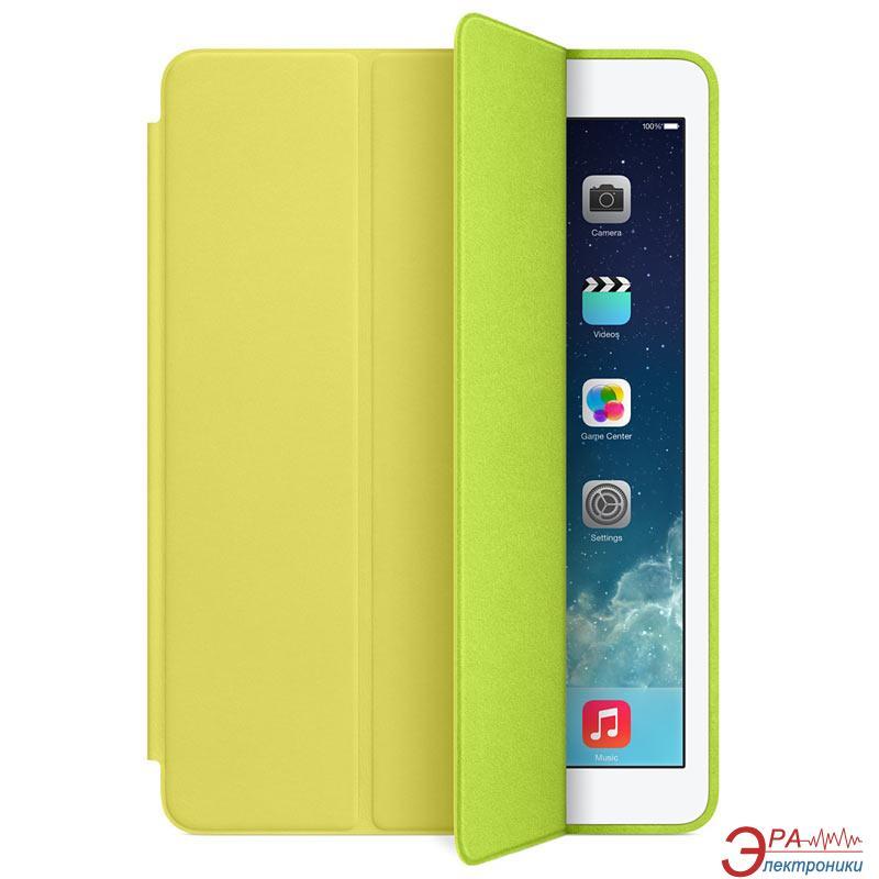Чехол-подставка Apple Smart Case для iPad Air (yellow) (MF049ZM/A)