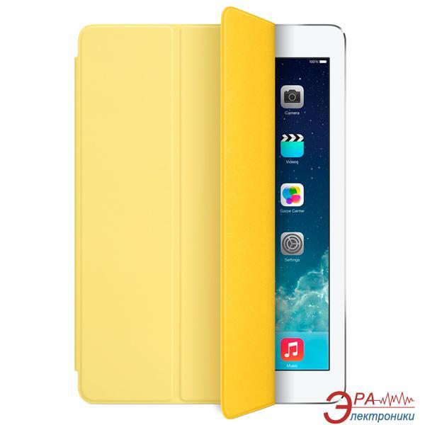 Чехол Apple Smart Cover для iPad Air (yellow) (MF057ZM/A)