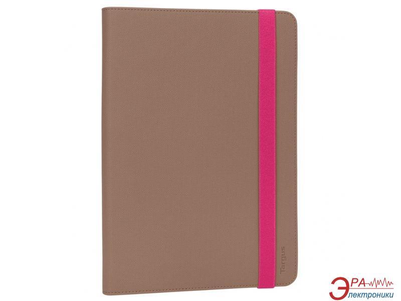Чехол-подставка Targus Universal Tablet Folio 9-10 Taupe (THZ33403EU)