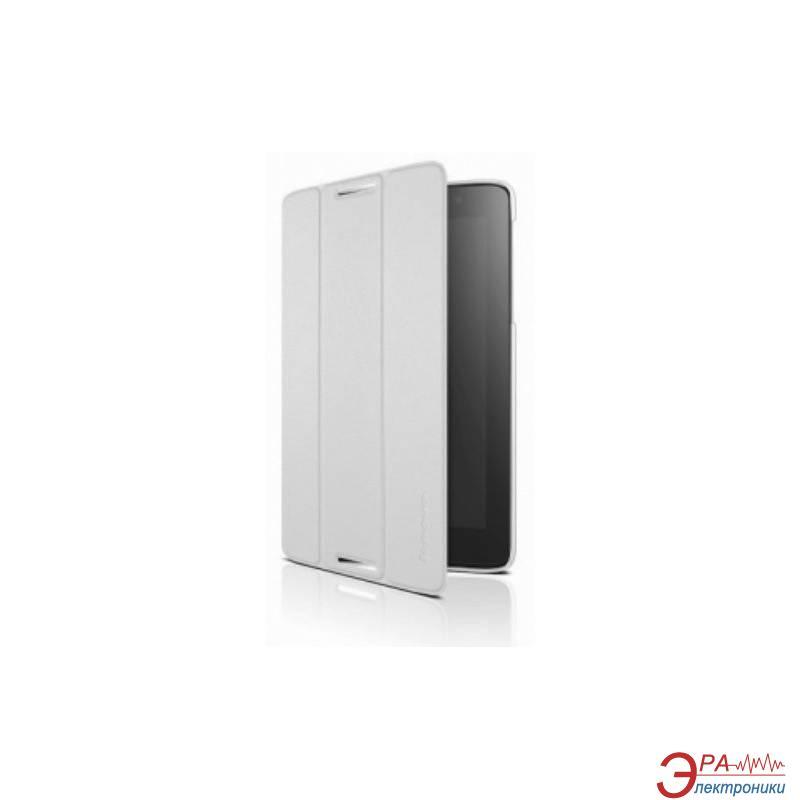 Чехол-подставка Lenovo Folio Case and Film для A5500 A8-50 White (888016507)