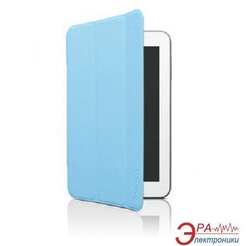 Чехол-подставка Lenovo A3000 Case and film Blue (888015382)