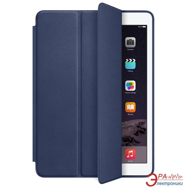 Чехол-подставка Apple Smart Case для iPad Air 2 (midnight blue) (MGTT2ZM/A)