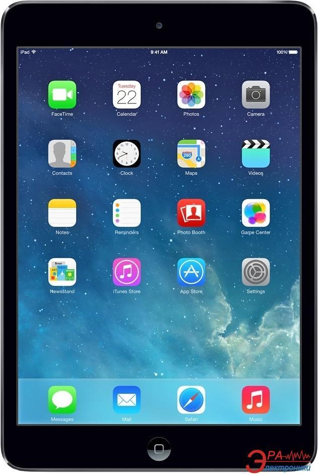 Планшет Apple A1489 iPad mini with Retina display Wi-Fi 16GB Space Gray (ME276TU/A)