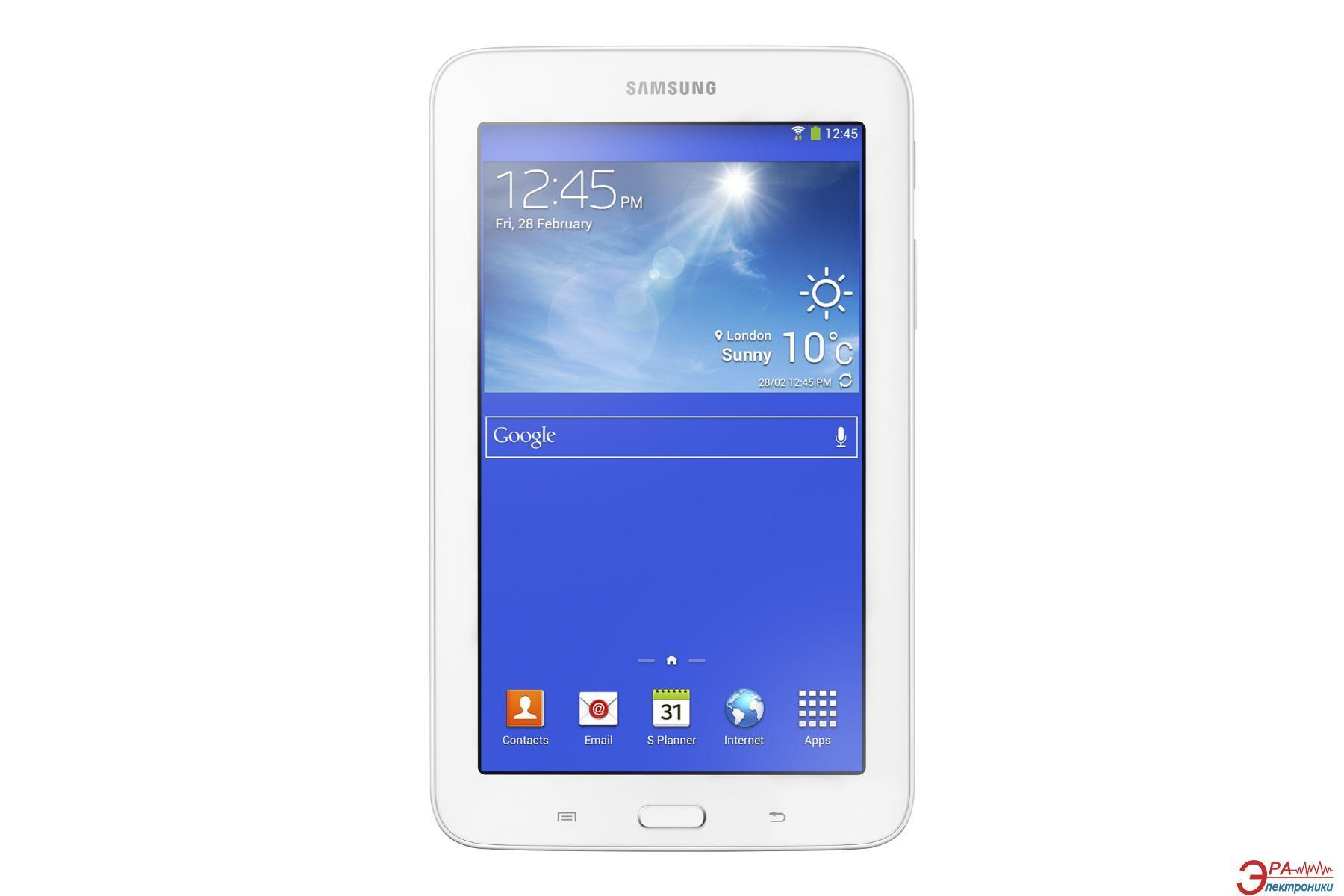 Планшет Samsung Galaxy Tab 3 7.0 Lite 3G 8GB White (SM-T111NDWASEK)