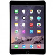 Планшет Apple A1600 iPad mini 3 Wi-Fi 4G 16Gb Space Gray (MGHV2TU/A)