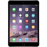 Планшет Apple A1600 iPad mini 3 Wi-Fi 4G 16Gb Space Gray (MGHV2TU/A)