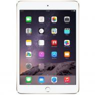 Планшет Apple A1600 iPad mini 3 Wi-Fi 4G 16Gb Gold (MGYR2TU/A)