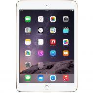 Планшет Apple A1600 iPad mini 3 Wi-Fi 4G 16Gb Gold (MGYR2TU/A)