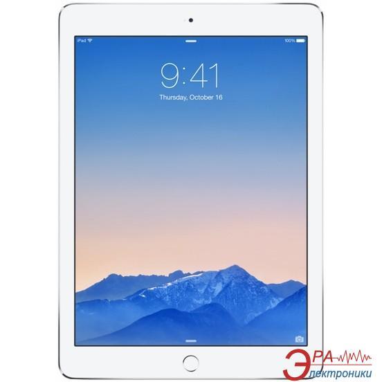 Планшет Apple A1566 iPad Air 2 Wi-Fi 16Gb Silver (MGLW2TU/A)
