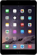 Планшет Apple A1600 iPad mini 3 Wi-Fi 4G 64Gb Space Gray (MGJ02TU/A)