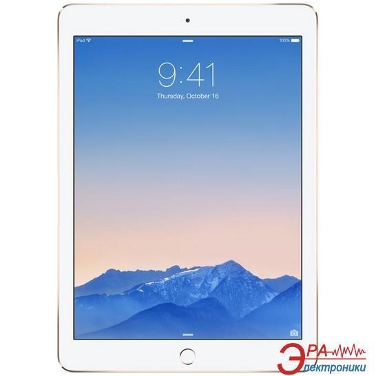 Планшет Apple A1566 iPad Air 2 Wi-Fi 128Gb Gold (MH1J2TU/A)