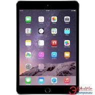 Планшет Apple A1600 iPad mini 3 Wi-Fi 4G 128Gb Space Gray (MGJ22TU/A)