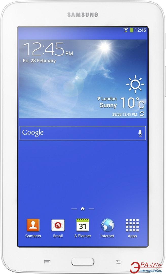 Планшет Samsung Galaxy Tab 3 7.0 Lite 8GB 3G White (SM-T116NDWASEK)