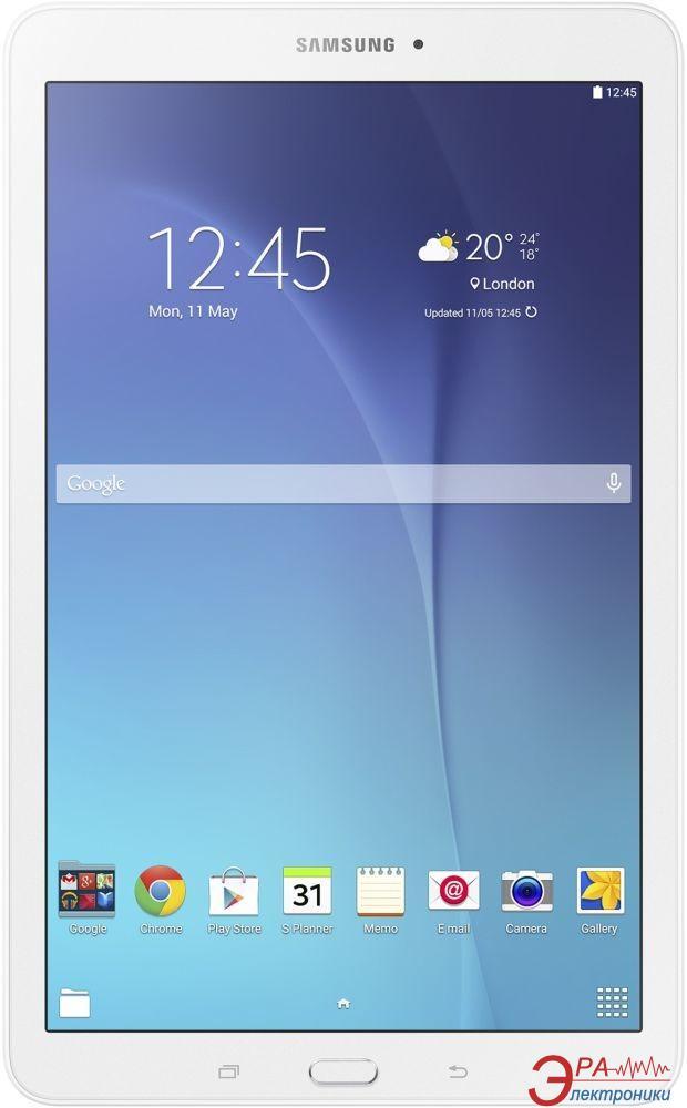 Планшет Samsung Galaxy Tab E 9.6 3G White (SM-T561NZWASEK)